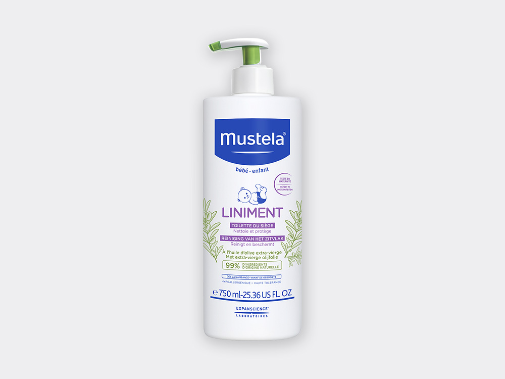 Mustela Liniment for babies