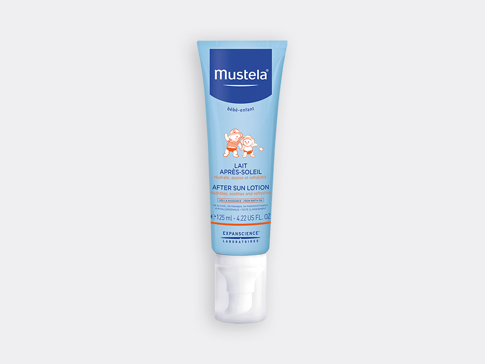 Mustela After sun lotion for babies