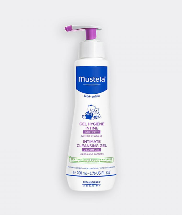 Mustela Intimate cleansing gel for babies