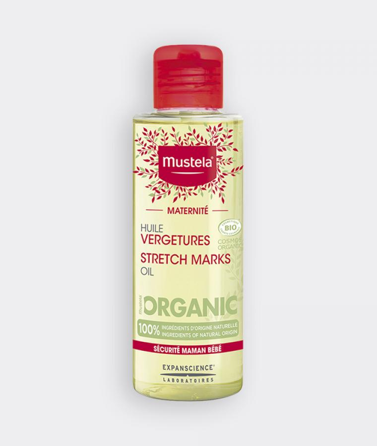Stretch Marks Oil